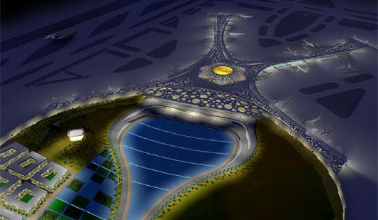 Image: Abu Dhabi Midfield Terminal