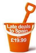 Image: Easyjet Bucket Ad