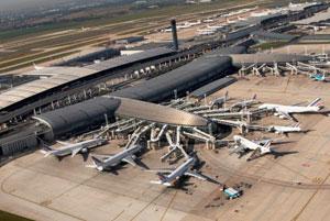 Image: Paris Airport