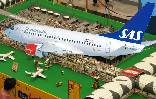 Image: SAS Plane