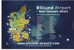 Image: Billund airport