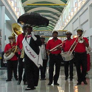 Image: Airport Jazz