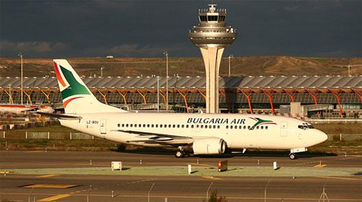 Image: Bulgaria Air Plane