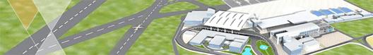 Image: Delhi's runway expansion