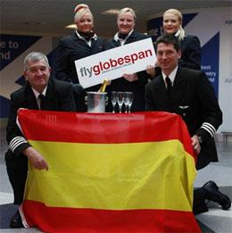 Image: FlyGlobespan pilots