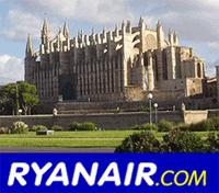 Image: Ryanair to Palma de Mallorca