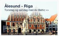 Image: Air Baltic ad