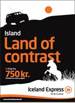 Image: Iceland Express Ad
