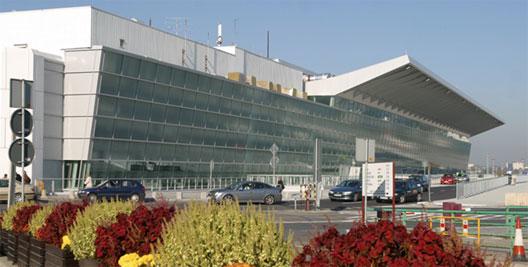 Image: Warsaw's new Terminal 2