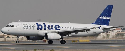 Image: Air Blue Plane