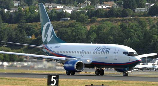 Image: Air Tran Plane