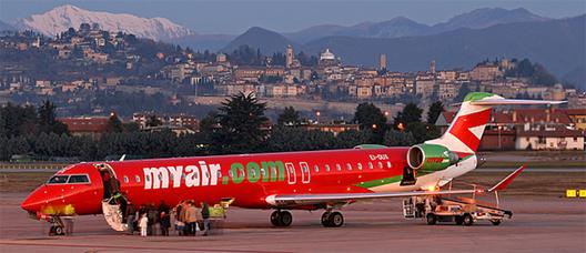 CRJ900 MyAir