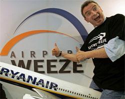 Image: Ryanair at Dűsseldorf Weeze