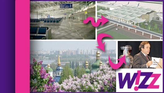 Image: Wizz Air at Keiv