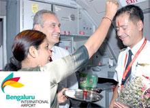 Image: Tiger Airways new Singapore-Bangalore service