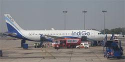 Image: IndiGo Plane