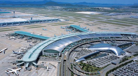 Image: Seoul Airport