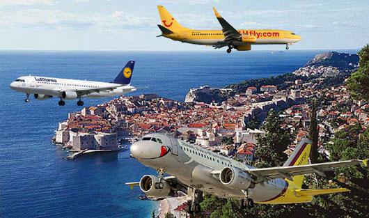 Image: Croatia celebrates 15 years of international air transport links