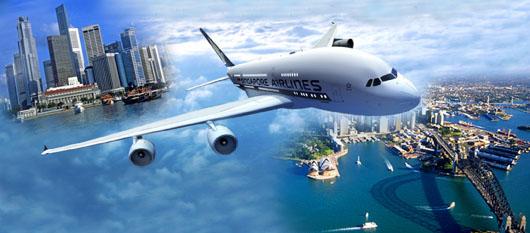 First commercial flight of A380 heralds start of Winter 2007 season