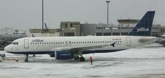 Image: JetBlue Route