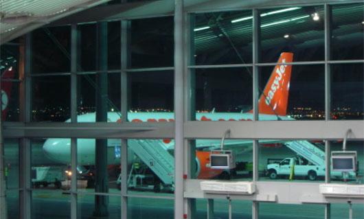 Image: Sabiha Gokcen terminal