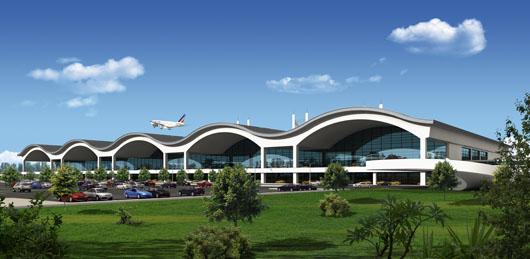 Image: Instanbul's new Sabiha Gokcen airport