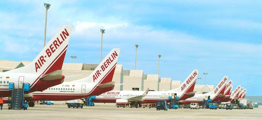 Image: Air Berlin Palma de Mallorca