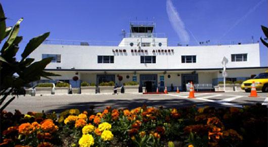 Image: Long Beach Airport Terminal