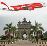 Image: Air Asia take-off