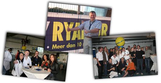 Image: ryanair 10 years