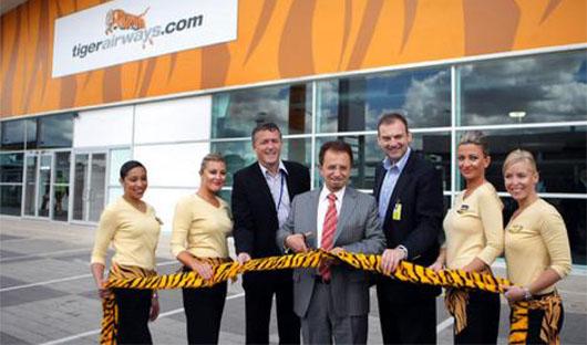 Image: New T4 Tiger Airways Terminal