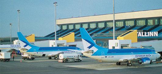 Image: Tallinn Airport