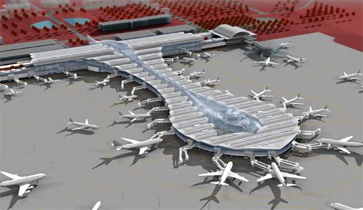 Image: Vnukovo's $300 million terminal