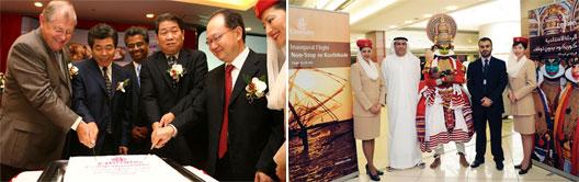 Image: Emirates' Dubai – Guangzhou new service ceremony