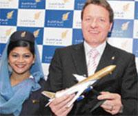 Image: Gulf Air President Bjorn Naf