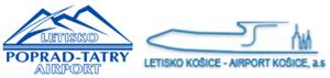 Logo: Kosice Airport & Poprad-Tatry Airport