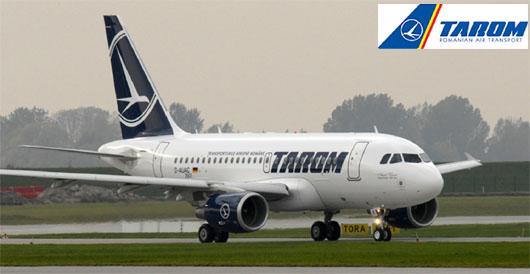 Image: TAROM airline