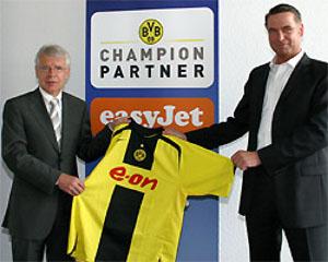 Image: Unveiling of Borussia Dortmund Kit
