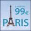 Image: Paris 99euro  route