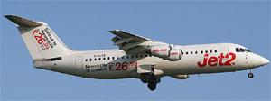 Image: Jet2 aircraft