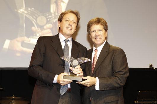 Image: Winner OAG Airport Marketing Award