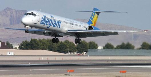 Image: Allegiant Air