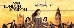 Image: A380 London