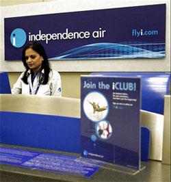 Image: Independance air