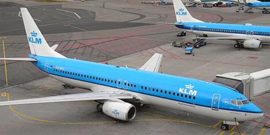 Image: KLM airline