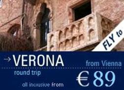 Image: Verona to Vienna ad