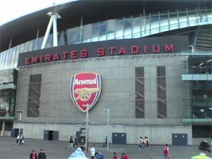 Image: Emirates Stadium