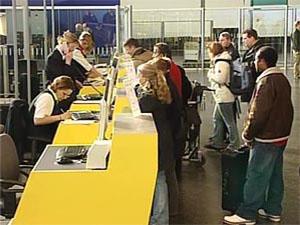 Image: Ryanair Terminal