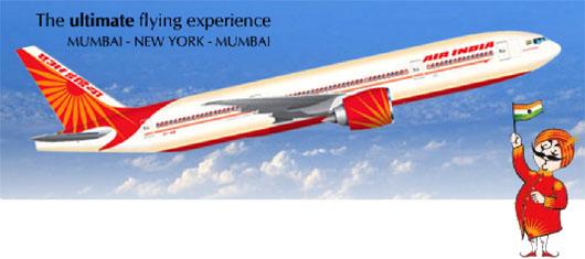 Image: AirIndia ad