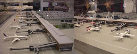 Image: Istanbul terminal model